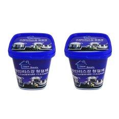 Hình ảnh Bộ 2 hộp Kem tẩy đa năng Hàn Quốc - Siêu tẩy vết bẩn chậu rửa, vòi sen, nhà tắm