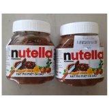 Chiết Khấu Bộ 2 Hộp So Co La Hạt Phỉ Nutella Hazelnut Spread 200Gx2 Đà Nẵng
