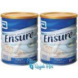 Bộ 2 Hộp Sữa Ensure Uc Danh Cho Người Lớn 850G Hà Nội