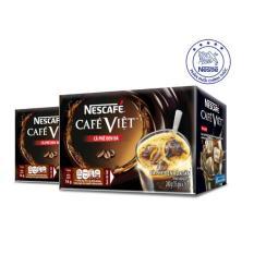 Bán Bộ 2 Nescafe Cafe Việt Ca Phe Đen Đa Hộp 15 Goi X 16G Rẻ Hồ Chí Minh