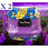 Ôn Tập Bộ 2 Sap Thơm Phong Khử Mui Cao Cấp Tiện Lợi Purearoma Korea Lavender Mới Nhất