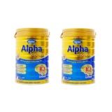 Mua Bộ 2 Sữa Bột Dielac Alpha Gold Step 4 900G Trực Tuyến