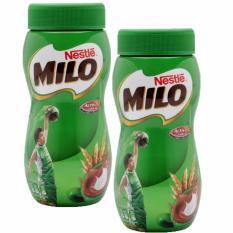 Bộ 2 Sữa Nestle Milo Hộp 400G