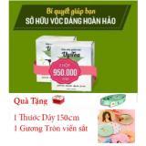 Bộ 2 Tra Thảo Mộc Giảm Can Vy Tea Tặng Gương Tròn Thước Day 150Cm Trong Hà Nội