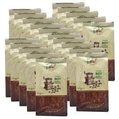 20 Gói Cà Phê Arabica & Robusta Xay Pha Phin Nguyên Chất Phúc Nguyên - 10kg By CÀ PhÊ PhÚc NguyÊn.