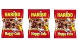 Ôn Tập Bộ 3 Goi Kẹo Dẻo Haribo Happy Cola 80G Vietnam