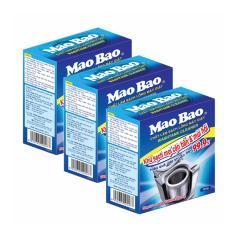 Giá Bán Bộ 3 Hộp Chất Lam Sạch Lồng May Giặt Mao Bao Nguyên
