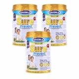 Bán Bộ 3 Họp Sữa Bột Sure Prevent 900G Hồ Chí Minh Rẻ