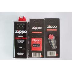 Ôn Tập Cửa Hàng Bộ 3 Sản Phẩm Xăng Đa Bấc Zippo Trực Tuyến