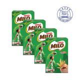 Cửa Hàng Bộ 4 Hộp Giấy Milo Activ Go Dạng Bột 285G Trực Tuyến