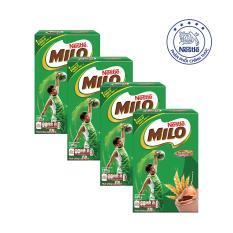 Mua Bộ 4 Hộp Giấy Milo Activ Go Dạng Bột 285G Rẻ
