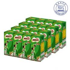Bộ 4 Lốc Nestlé MILO® Uống Liền (4 hộp x 180ml)
