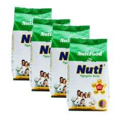 Mua Bọ 4 Túi Sữa Bột Nguyen Kem Nutifood 400G Rẻ