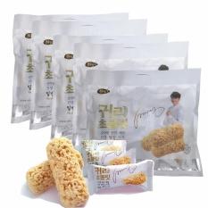 Giá Bán Bọ 5 Bịch Bánh Yén Mạch Hàn Quóc 200 Bánh Korea Mới