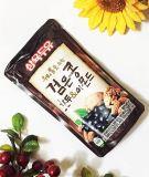 Bộ 5 bịch sữa Đậu đen, Hạnh nhân, Óc chó Hàn Quốc