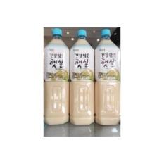 Giá Bán Bộ 5 Chai Nước Sữa Gạo Han Quốc 1 5L Tốt Nhất