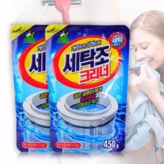 Giá Bán Bộ 5 Goi Bột Tẩy Vệ Sinh Lồng May Giặt Sandokkabi Sieu Sạch Lồng Ngang Đứng Trực Tuyến Hồ Chí Minh
