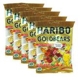 Bộ 5 Goi Kẹo Dẻo Haribo Goldbears 80G Vietnam Chiết Khấu