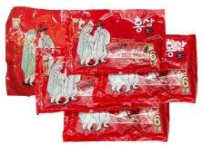 Giá Bán Bộ 5 Kẹo Hồng Sam Ong Gia Ba Lao 200G Nguyên