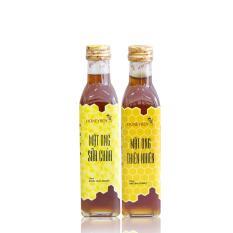 Bán Bộ Mật Ong Thien Nhien Honeyboy 250Ml Va Mật Ong Sữa Chua Honeyboy 250Ml Honeyboy Rẻ