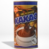 Bột cacao Headman ( 2 in 1 )Hộp Tròn 500 gr