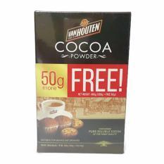 Giá Bán Bột Cacao Vanhouten Khong Đường Hộp 350G 50G Hershey S