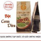 Mua Bột Cơm Dừa Lam Đẹp Dưỡng Da Cao Cấp 1Kg Nong Sản Vang Nông Sản Vàng Trực Tuyến
