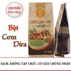 Mua Bột Cơm Dừa Lam Đẹp Dưỡng Da Cao Cấp 1Kg Nong Sản Vang