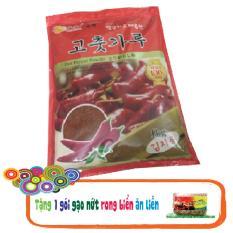 Bột Ớt Nguyen Chất Han Quốc Muối Kimchi 1Kg Tặng 1 Goi Gạo Nứt Rong Biển Ăn Liền 200G Hà Nội Chiết Khấu 50