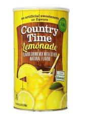 Ôn Tập Tốt Nhất Bột Pha Nước Chanh Country Time Lemonade 2 33Kg