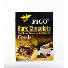 Bột Socola 80% cacao Figo 500gram