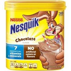 Bán Mua Trực Tuyến Bột Sữa Chocolate Nestle Nesquik 532G