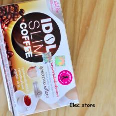 Cà phê giảm cân Slim Idol Coffee - Thái Lan 10 gói x 15g