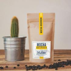 Ôn Tập Ca Phe Mocha Bourbon 250G The Kaffeine Tặng 50G Tra Oolong