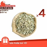 Bán Ca Phe Nhan Arabica Light Coffee 4 Kg 4 Goi Hồ Chí Minh