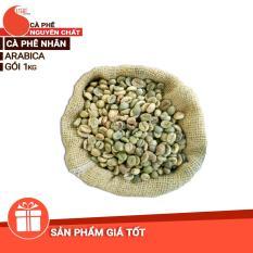 Ôn Tập Trên Ca Phe Nhan Robusta Loại 1 Light Coffee 1Kg