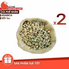 Giá Bán Ca Phe Nhan Robusta Loại 1 Light Coffee 2Kg 2 Goi