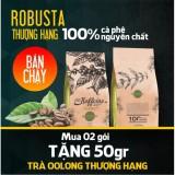 Ôn Tập Ca Phe Robusta Organic 500Gram Sl Co Hạn The Kaffeine Trong Hồ Chí Minh