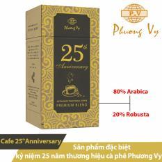 Mua Ca Phe Truyền Thống 25Th Anniversary 500G Phương Vy Phương Vy Coffee Trực Tuyến