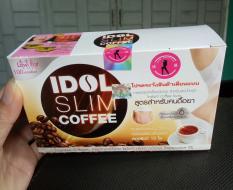 Cafe giảm cân Idol Slim Coffee Thailand 15g*10goi
