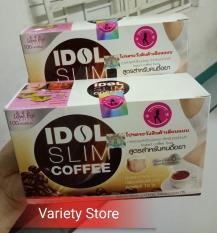 Giá Bán Cafe Giảm Can Idol Slim Coffee Thailand Bộ 2 Hộp 20 Goi 15G Goi Nguyên