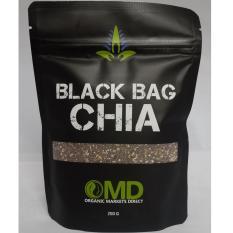Mua Chia Organic Uc Black Bag High In Omega 3 Absolute Organic 250G Chia Australia Trực Tuyến
