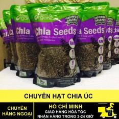 Chia Seeds 1kg Absolute Organic