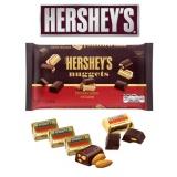 Bán Chocolate Đắng Hạnh Nhan Hershey Nuggets 340Gr Mỹ Hershey S Có Thương Hiệu