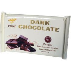 Bán Mua Chocolate Đen Lam Banh 75 Cacao Figo 1Kg