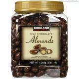 Bán Socola Hạnh Nhan Kirkland Milk Chocolate Almonds 1 36Kg Mỹ Trực Tuyến Trong Hồ Chí Minh