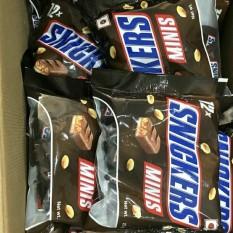 Chocolate Snickers mini 227g