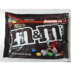 Chocolate sữa M&M 303gr của Mỹ