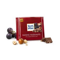 Ôn Tập Combo 2 Thanh Chocolate Sữa Nhan Nho Kho Va Hạt Dẻ Ritter Sport Đức Hồ Chí Minh