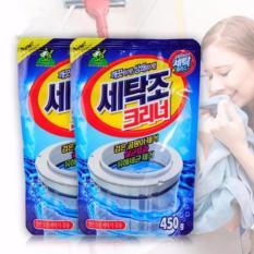 Combo 04 Goi Bột Tẩy Lồng May Giặt Nhập Khẩu Nguyen Tui Từ Han Quốc Hà Nội Chiết Khấu 50